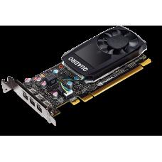 Видеокарта Dell 2GB NVIDIA Quadro P400 Half Height (3 mDP) for Precision SFF 490-BDZY