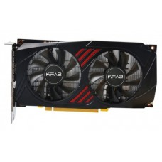 Видеокарта KFA2 GeForce GTX 1060 OC 6GB REDBLACK version GDDR5X 192BIT RTL 60NRJ7DSX1PK