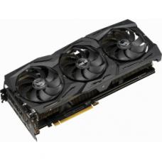 Видеокарта ASUS ROG Strix GeForce GTX 1660 Ti OC. ROG-STRIX-GTX1660TI-O6G-GAMING ROG-STRIX-GTX1660TI-O6G-GAMING