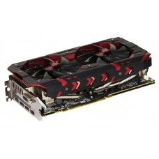 Видеокарта PowerColor Radeon RX 590 Red Dragon. 8GB GDDR5. DVI. HDMI. DP (AXRX 590 8GBD5-DHD) AXRX5908GBD5-DHD