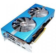 Видеокарта Sapphire Nitro+ Radeon RX 590 8GD5. 8GB GDDR5. DVI. 2x HDMI. 2x DP. lite retail (11289-05-20G) 11289-05-20G