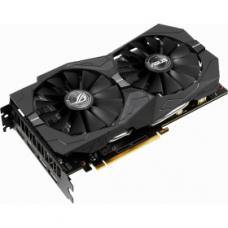 Видеокарта ASUS ROG Strix GeForce GTX 1650 Advanced. ROG-STRIX-GTX1650-A4G-GAMING. 4GB GDDR5. 2x HDMI. 2x DP ROG-STRIX-GTX1650-A4G-GAMING