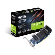 ASUS GeForce GT 1030 1228Mhz PCI-E 3.0 2048Mb 6008Mhz 64 bit DVI HDMI HDCP GT1030-SL-2G-BRK