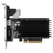 Видеокарта Palit PA-GT710-2GD3H nVidia GeForce GT 710 2048Mb 64bit DDR3 954/1600 DVIx1/HDMIx1/CRTx1/HDCP PCI-E OEM NEAT7100HD46-2080HBULK
