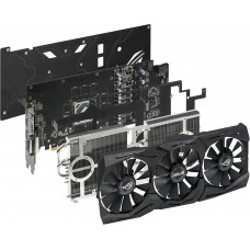 Видеокарта Asus rog-strix-rx580-t8g-gaming ROG-STRIX-RX580-T8G-GAMING