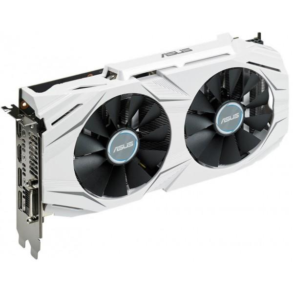 Видеокарта Asus dual-gtx1060-o6g DUAL-GTX1060-O6G