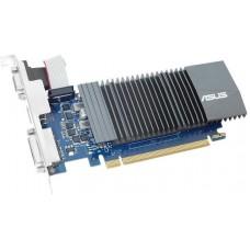 ASUS GeForce GT 710 954Mhz PCI-E 2.0 2048Mb 1253Mhz 64 bit DVI VGA HDMI HDCP GT710-SL-2GD5-BRK
