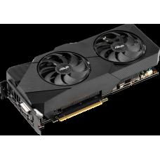 ASUS GeForce RTX 2070 1410Mhz PCI-E 3.0 8192Mb 14000Mhz 256 bit 2xDP 2xHDMI DUAL-RTX2070-O8G-EVO DUAL-RTX2070-O8G-EVO