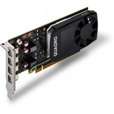 Видеокарта NVIDIA Quadro P1000 4GB Kit w/2 Adapters 1ME01AA