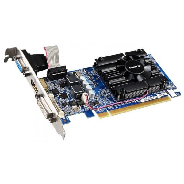 Видеокарта Gigabyte geforce 210 pci-e 1024mb (gv-n210d3-1gi v6.0) rtl N210D3-1GIV6.0