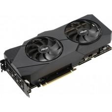 ASUS GeForce RTX 2070 DUAL EVO 1410Mhz PCI-E 3.0 8192Mb 14000Mhz 256 bit 2xDP 2xHDMI DVI HDCP DUAL-RTX2070S-O8G-EVO DUAL-RTX2070S-O8G-EVO