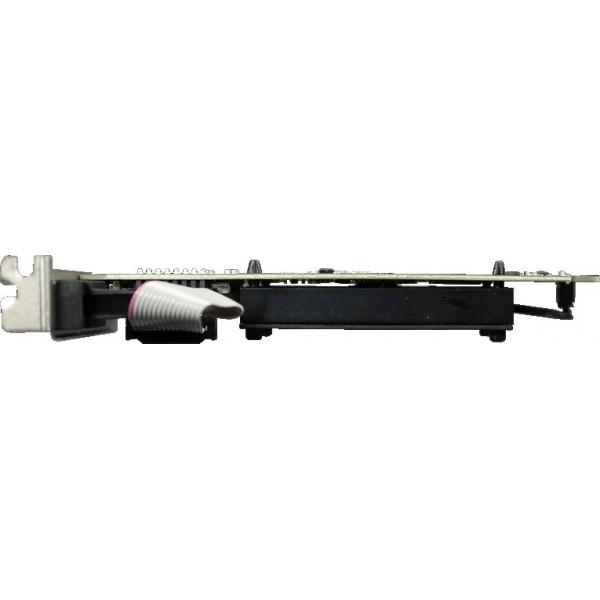 Видеокарта Gigabyte GV-N710D3-2GL RTL {GT710, 2Gb, 64bit, DDR3, D-Sub, DVI, HDMI, PCI-E}