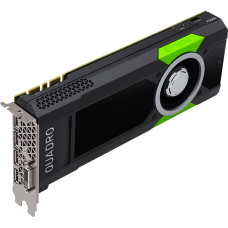 Видеокарта PNY Nvidia Quadro P5000 16GB DP1.4+DVI-D+3pin 3D-Stereo 256-bit 2560 Cores DDR5 1xDP to DVI-D (SL),PCIE 4x adapter, p.ad. 1x 8 pin,VCQP5000-BSP Bulk