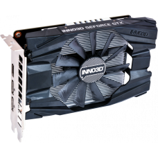 Видеокарта INNO3D GeForce GTX 1650 Compact 4GB GDDR5. HDMI. 2x DP (N16501-04D5-1510VA19)