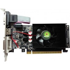Видеокарта AFOX Geforce GT710 1GB DDR3 64Bit DVI HDMI VGA LP Single Fan
