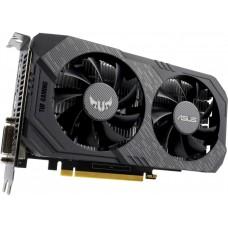 Видеокарта Asus TUF GeForce GTX 1650 OC. TUF-GTX1650-O4G-GAMING. 4GB GDDR5. DVI. HDMI. DP TUF-GTX1650-O4G-GAMING