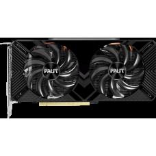 Palit GeForce GTX 1660 SUPER GP OC 1530Mhz PCI-E 3.0 6144Mb 14000Mhz 192 bit DVI HDMI DP NE6166SS18J9-1160A