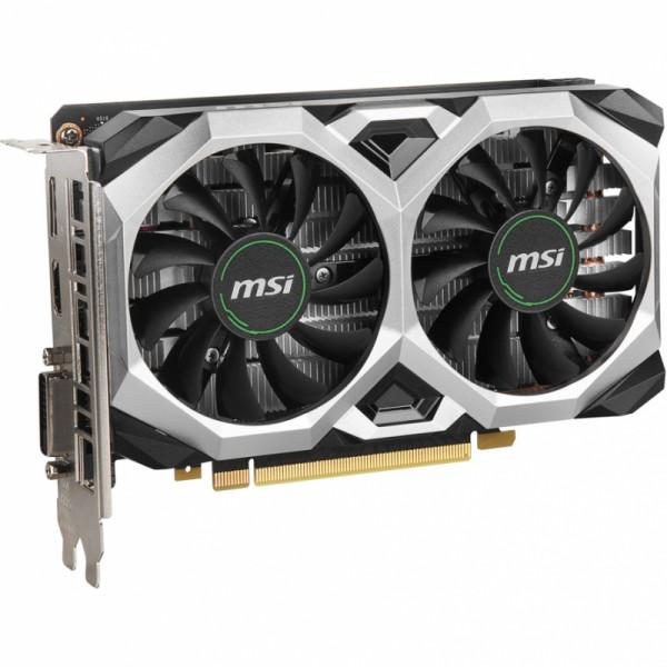 Видеокарта MSI GeForce GTX 1650 SUPER Ventus XS OC