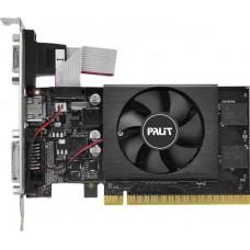 Видеокарта Palit PCI-E PA-GT710-2GD5 nVidia GeForce GT 710 2048Mb 64bit GDDR5 954/2500 DVIx1/HDMIx1/CRTx1/HDCP Bulk NE5T7100HD46-2087F BULK