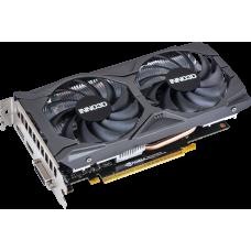 Видеокарта INNO3D GeForce GTX 1650 SUPER Twin X2 OC. 4GB GDDR6. DVI. HDMI. DP (N165S2-04D6X-1720VA31) N165S2-04D6X-1720VA31