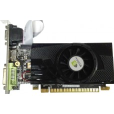 Видеокарта AFOX Nvidia Geforce GT710 2GB DDR3 64Bit DVI HDMI VGA LP Single Fan  PCI-E 16x AF710-2048D3L1-V2 AF710-2048D3L1-V2