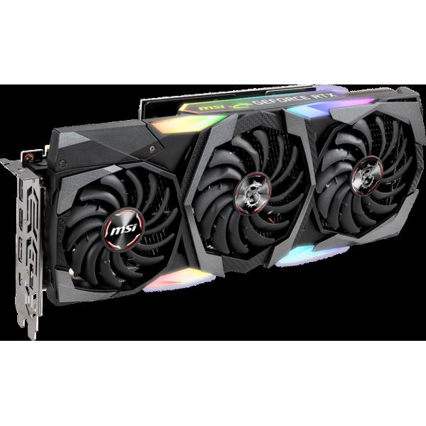 MSI GeForce RTX 2080 Ti 1350Mhz PCI-E 3.0 11264Mb 14000Mhz 352 bit HDMI 3xDP RTX 2080 Ti Gaming X Trio RTX 2080 Ti Gaming X Trio
