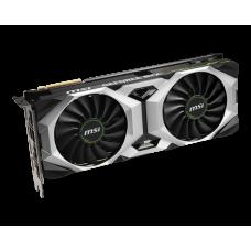 MSI GeForce RTX 2080 Ti 1545Mhz PCI-E 3.0 11264Mb 14000Mhz 352 bit HDMI 3xDP RTX 2080 Ti VENTUS GP RTX 2080 Ti VENTUS GP
