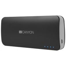 Мобильный аккумулятор Canyon cne-cpb100w. 10000 ма/ч. 2*usb. white CNE-CPB100W