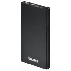 Мобильный аккумулятор Buro ra-12000-al-bk li-pol 12000mah 2.1a+1a черный 2xusb RA-12000-AL-BK