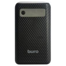 Мобильный аккумулятор Buro RC-7500 Li-Ion 7500mAh 1A черный 1xUSB