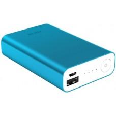 Мобильный аккумулятор Asus ZenPower голубой (10050mAh. 5V/2.0А micro USB. 5V/2.4А USB. 90AC00P0-BBT079) 90AC00P0-BBT079