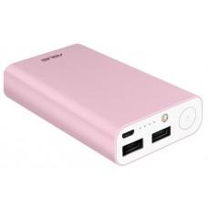 Мобильный аккумулятор Asus zenpower abtu011 li-ion 10050mah 2.4a розовый 2xusb 90AC0180-BBT025