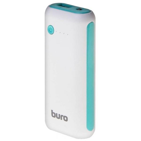 Мобильный аккумулятор Buro rc-5000bo li-ion 5000mah 1a черный/оранжевый 1xusb RC-5000BO