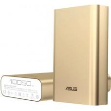 Мобильный аккумулятор Asus ZenPower ABTU005 Li-Ion 10050mAh 2.4A золотистый 1xUSB 90AC00P0-BBT078