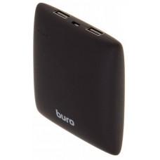 Мобильный аккумулятор Buro ra-7500pl-or pillow li-ion 7500mah 2.1a оранжевый 2xusb RA-7500PL-OR