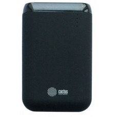 Мобильный аккумулятор Cactus CS-PBHTST-7800 Li-Ion 7800mAh 2.4A+2.4A черный 2xUSB CS-PBHTST-7800