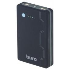Мобильный аккумулятор Buro RA-13000-QC3.0 Li-Pol 13000mAh 3A+1.5A черный 3xUSB RA-13000-QC3.0