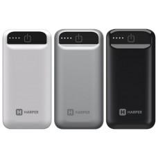 Внешний аккумулятор Harper PB-2605 White H00001873