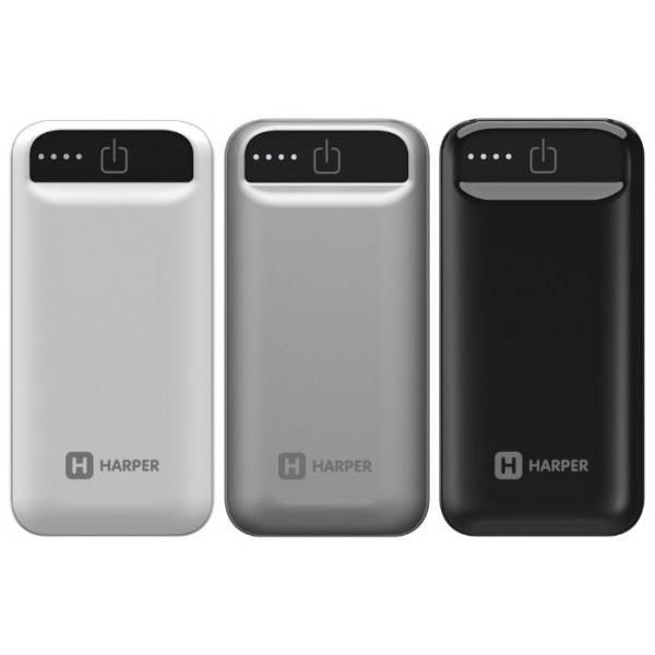 Внешний аккумулятор Harper PB-2605 Black H00001872