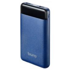 Мобильный аккумулятор Buro RC-21000-WT Li-Ion 21000mAh 2.1A белый 2xUSB