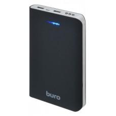 Внешний аккумулятор Buro RA-30000 черный/серый