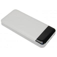 Аккумулятор внешний портативный Continent PWB200-971WT 20000mAh.Quick Charge 3.0. белый PWB200-971WT