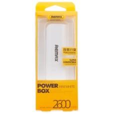 Внешний аккумулятор Gmini GM-PB026-P. 2600mAh. розовый GM-PB026-P