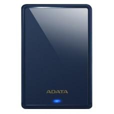 Внешний жесткий диск Adata HV620S. 2.5''.1Tb. USB 3.0. Slim. черный AHV620S-1TU3-CBK