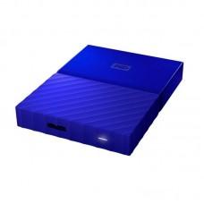 Внешний жесткий диск wdc usb3 1tb ext. 2.5'' blue WDBBEX0010BBL-EEUE