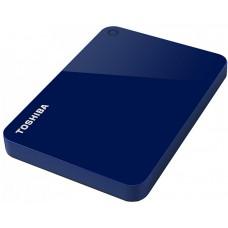 Внешний жесткий диск Toshiba Canvio Advance 1ТБ 2.5'' USB 3.0 HDTC910EL3AA синий HDTC910EL3AA