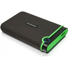 Жесткий диск Transcend TS1TSJ25M3S USB 3.0 1Tb StoreJet 25M3S (5400rpm) 2.5'' серый TS1TSJ25M3S
