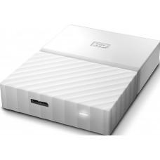 Внешний жесткий диск wdc usb3 1tb ext. 2.5'' white WDBBEX0010BWT-EEUE