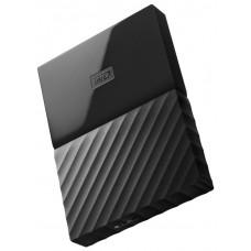 Внешний жесткий диск wdc usb3 1tb ext. 2.5'' black WDBBEX0010BBK-EEUE