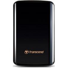 Жесткий диск Transcend usb 3.0 1tb ts1tsj25d3 storejet 2.5'' черный TS1TSJ25D3